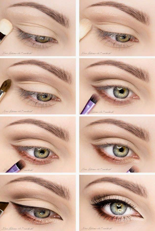 Eye Makeup Tutorial For Bulging Eyes - Makeup Vidalondon                        ...