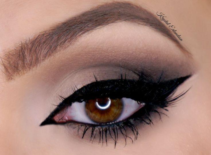 fall smokeys dark lips Makeup Tutorial - Makeup Geek