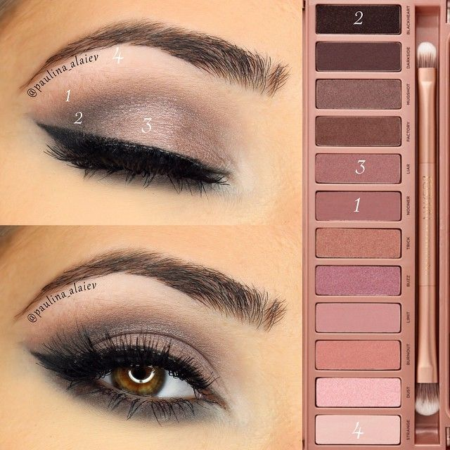 Here's what I used and step by step of a look I did a few weeks ago! BROWS: ...