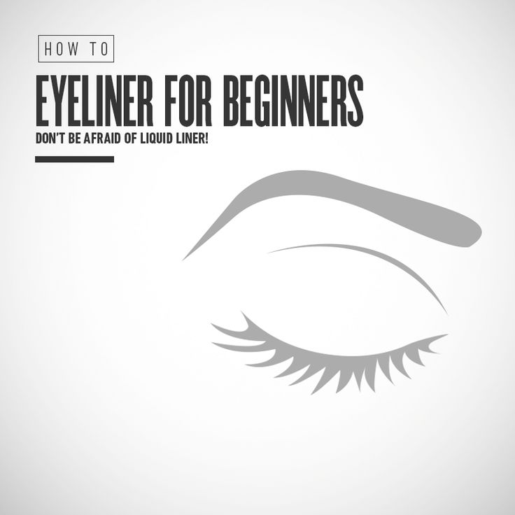 If you have a shaky hand, just connect the dots. | 15 Game-Changing Eyeliner Cha...
