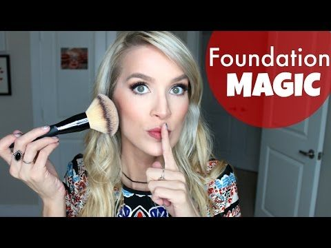 Make Foundation Last ALL DAY! | Makeup Tutorial - YouTube