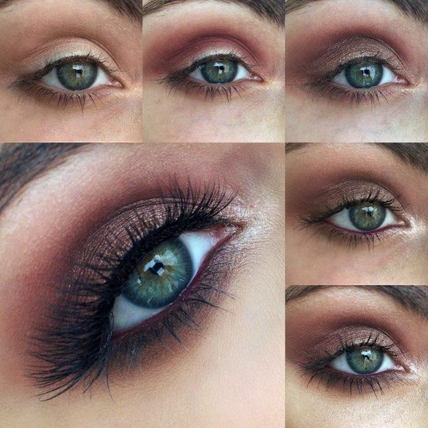 Makeup Tutorials for Blue Eyes -articlespecifictitle -Easy Step By Step Beginner...