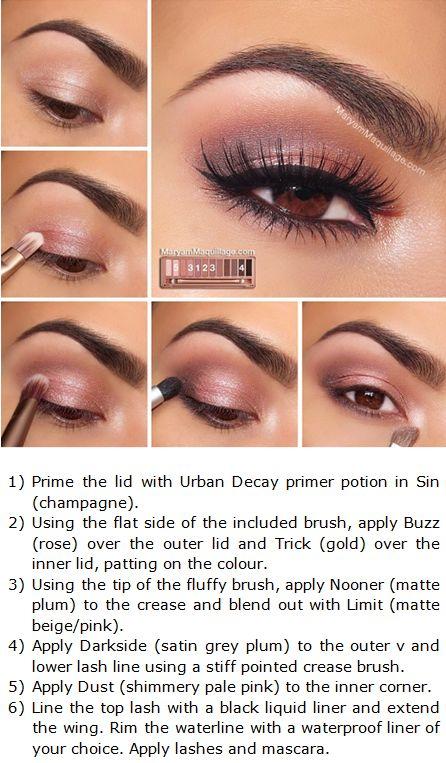 Maquiagem para noivas com foco nos olhos. Esfumados ou gatinho esses makes arras...