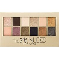 Maybelline - The 24K Nudes Eyeshadow Palette in  #ultabeauty