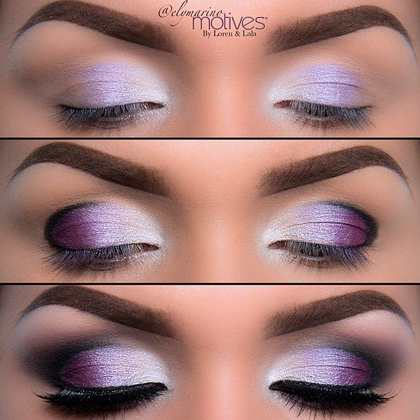 New Pictorial using one of my fav colors and showing both eyes for this!!☺️ ...