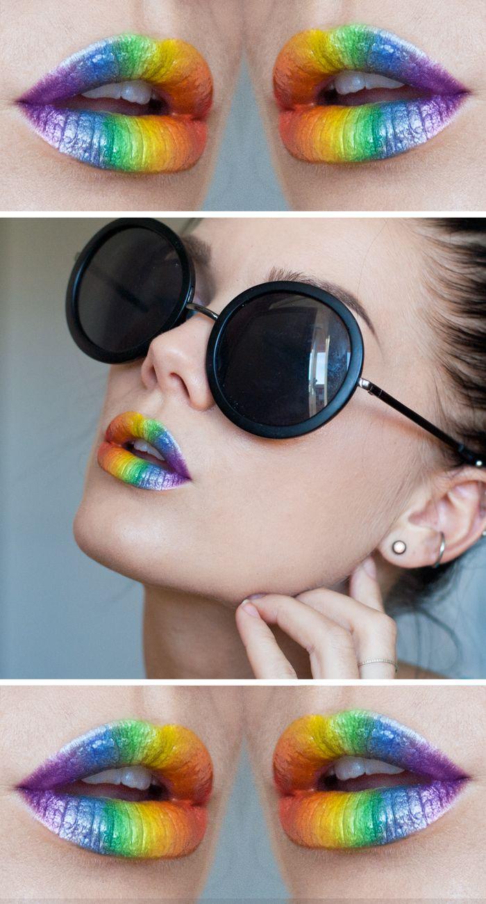 summer favourite : Pride lips!