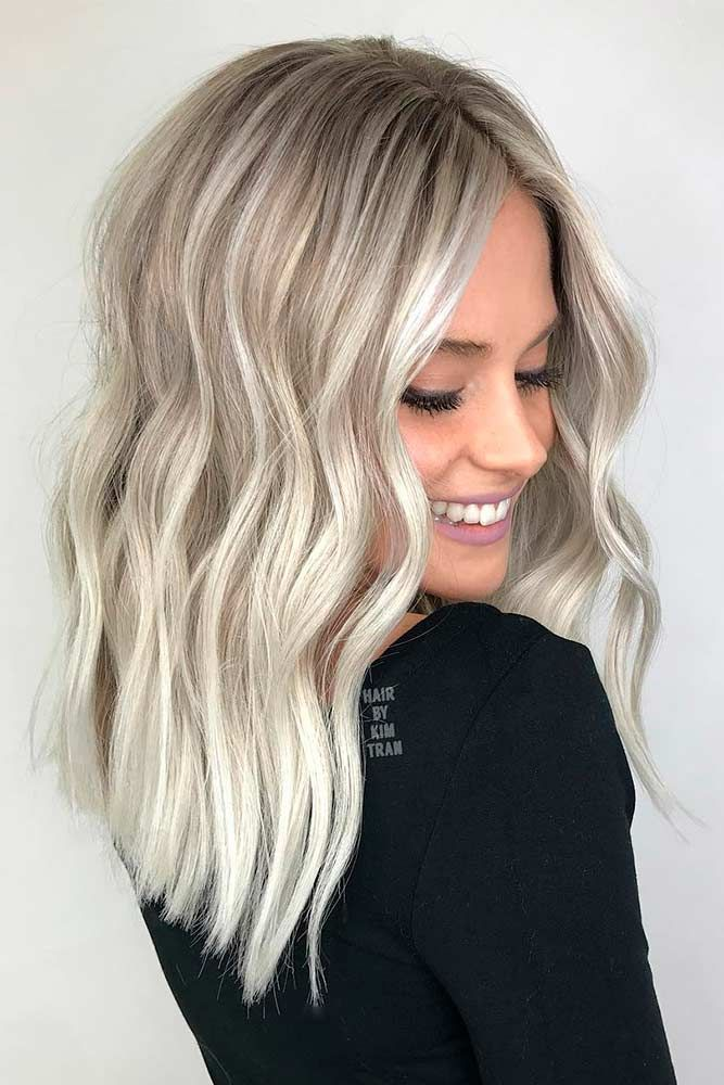 Blonde platinum hair has been in for a while already. If you have not tried it, ...