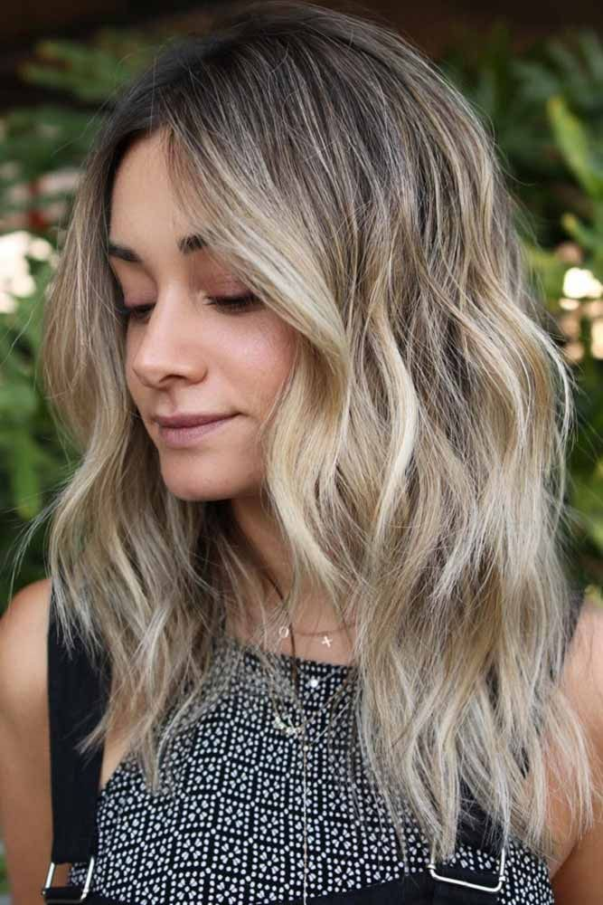 Are you familiar with a balayage blond technique? We have collected latest ideas...