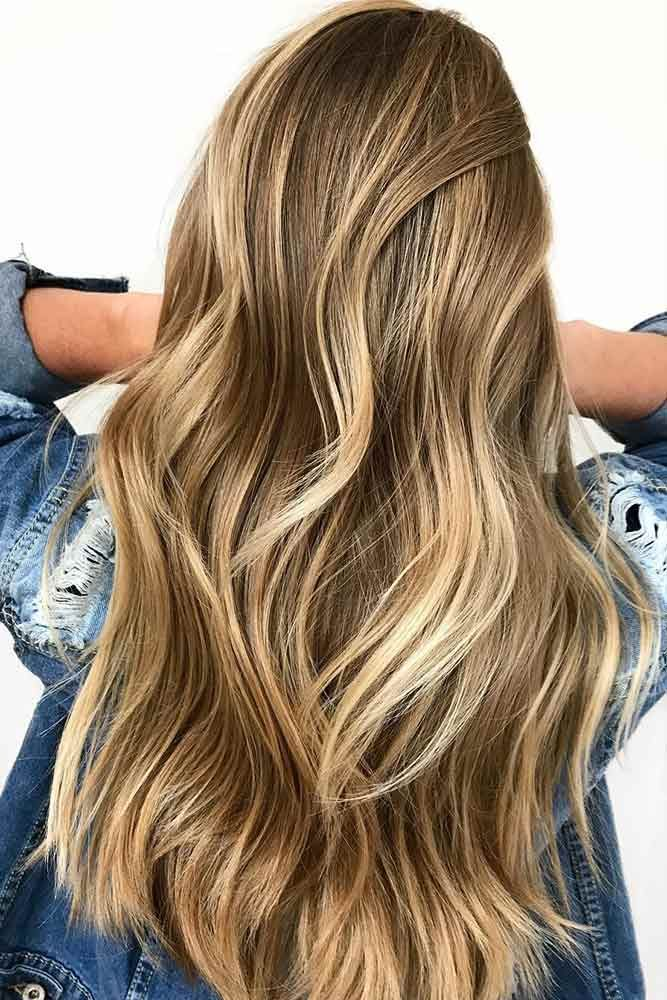 Blonde hair comes in many shades from ash blonde to strawberry blonde hair to bo...