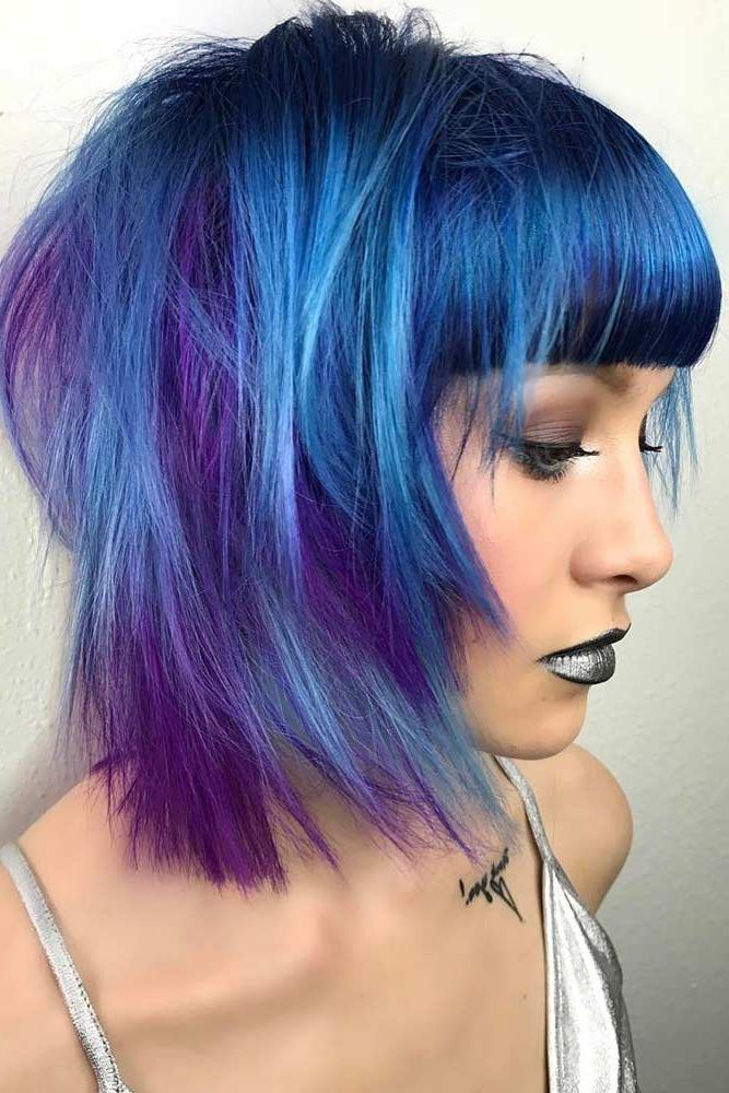 Read on to discover trendy and unconventional light-blue, dark-blue, electric bl...