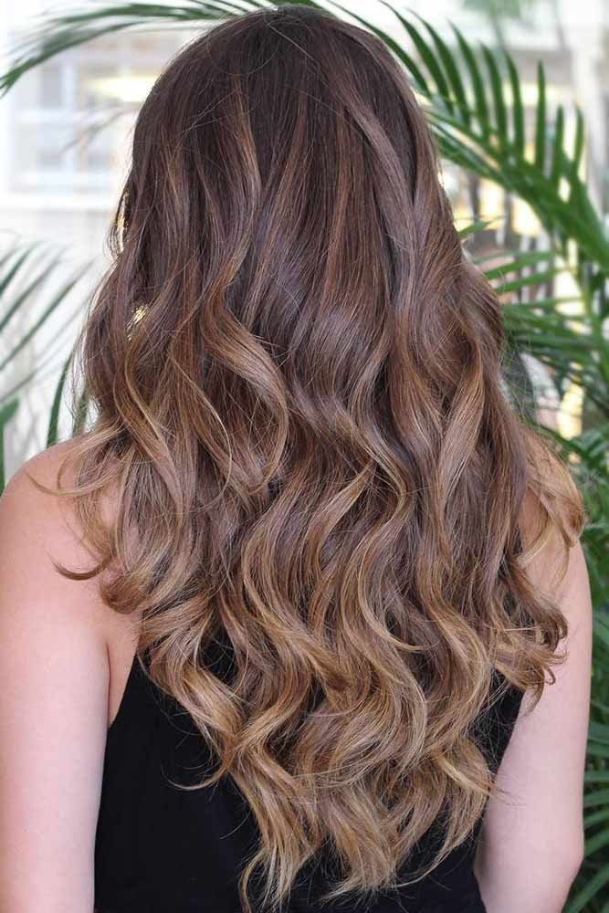 We have collected our favorite balayage hair styles. Choose the one that works b...