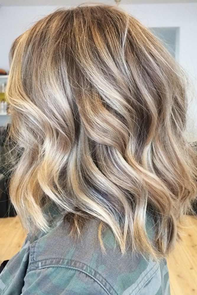 Try out our 37 stunning ideas of dark blonde hair and get inspiration for great ...