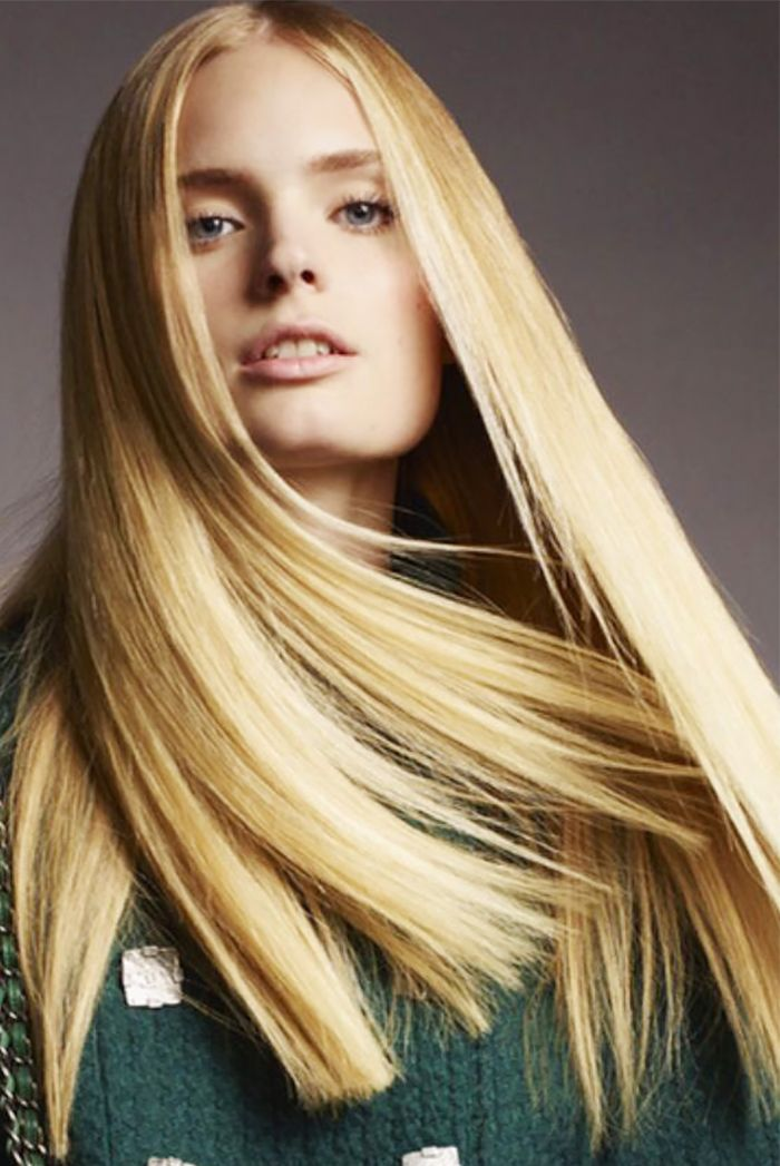Blunt ends and stick-straight strands