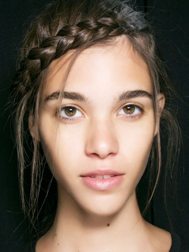 Braided fringe