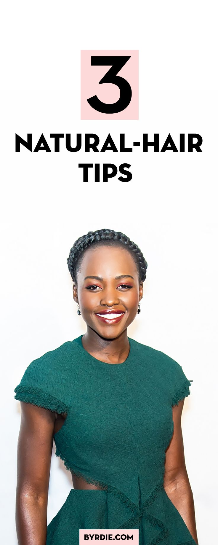 Life-saving tips for girls with natural hair