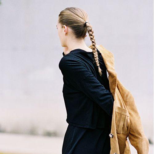 Simple low braid