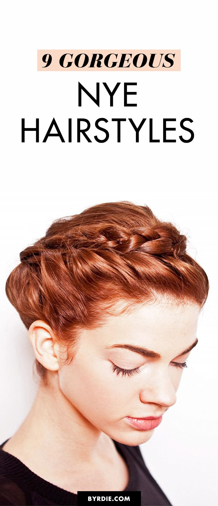 The best New Years Eve hairstyles