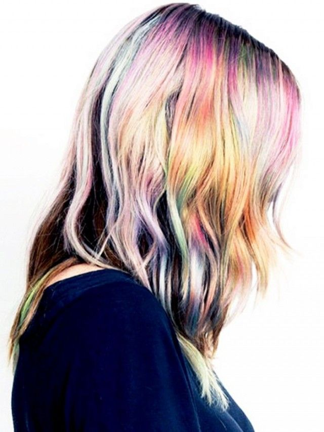 The opal hair trend remains a beautiful and creative way to experiment with hair...