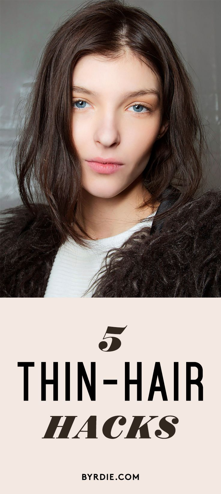 Thin hair hacks that will completely change your look