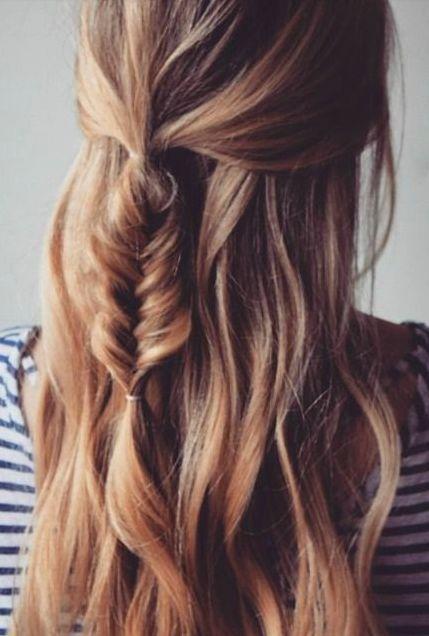 fishtail braids (via Glitter Guide)