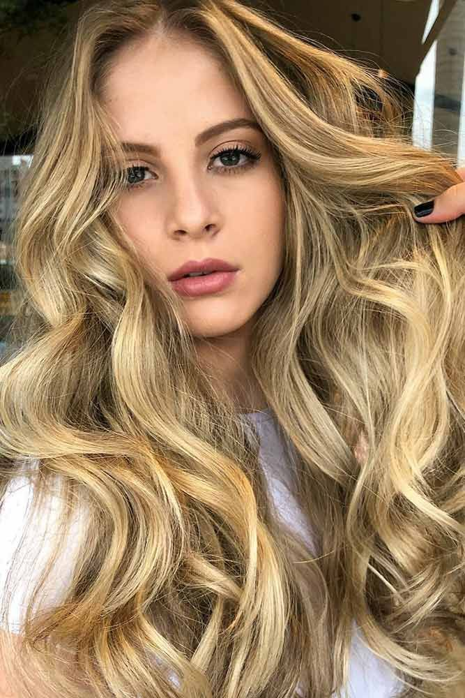 Buttery Blonde Hues ❤️ If you have completely fallen in love with the concep...