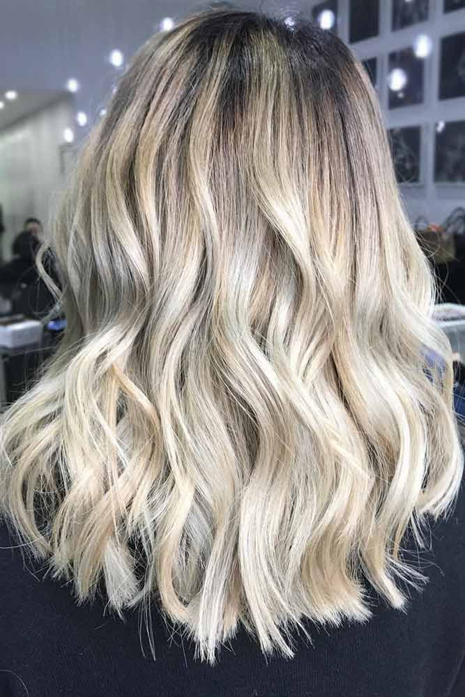 Platinum blonde is one of the biggest trends in the fashion industry, and not on...