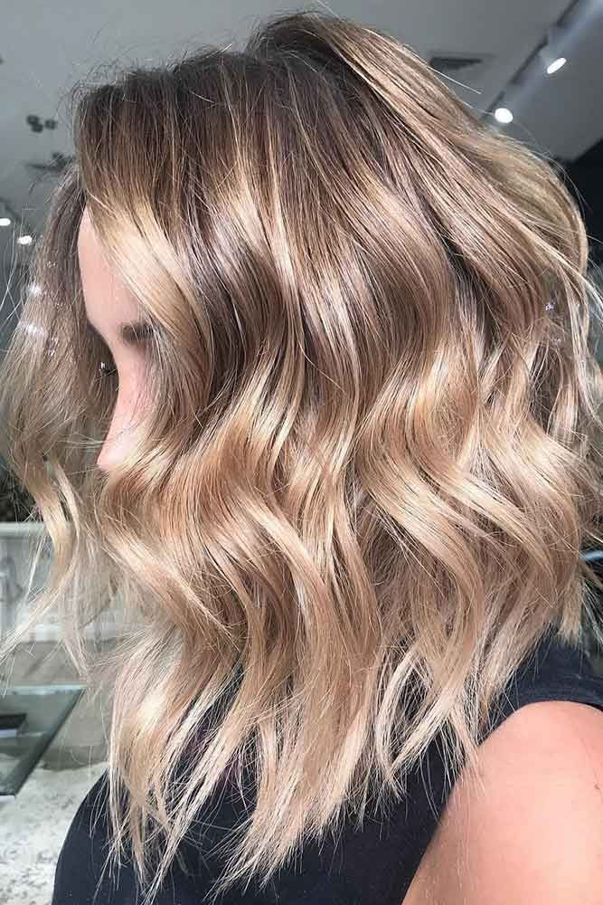 Rarest Natural Hair Color ❤️ See light brown hair color variations that suit...