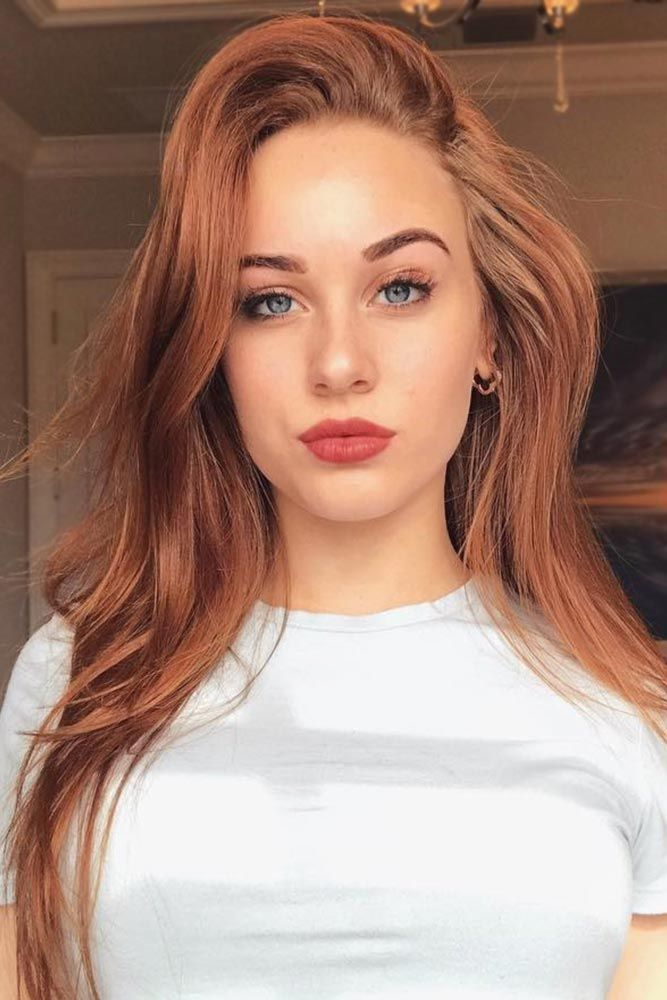 We've found for you the best red hair color ideas that people could ever see. ...
