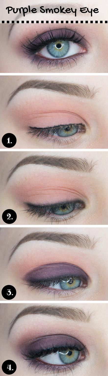 20 Makeup Tutorials For Blue Eyes