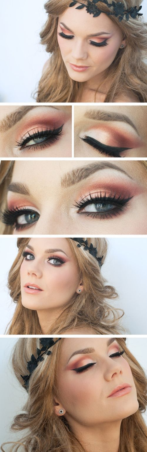 7 Ways to Apply Makeup for Every Occasion In Summer - Page 2 of 4 - Trend To Wea...