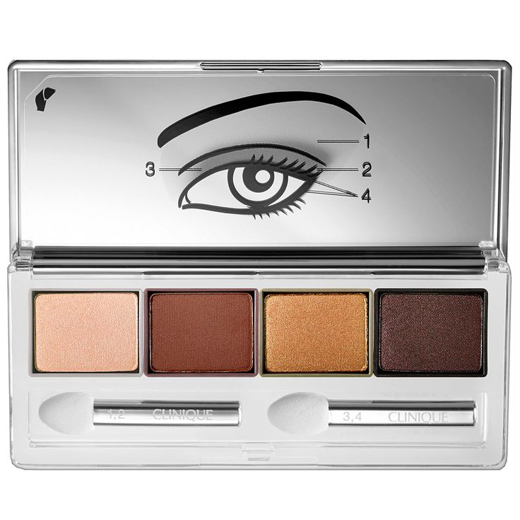 8 Affordable Eyeshadow Palettes to Upgrade Your Smoky Eye - Clinique All About T...