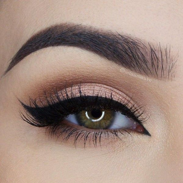 Makeup Ideas 2017 2018 Awesome Eyeliner Tricks Liked On Polyvore Featuring Beauty Products Makeup Flashmode Middle East Middle East S Leading Fashion Modeling Luxury Agency Featuring Fashion Beauty Inspiration Culture