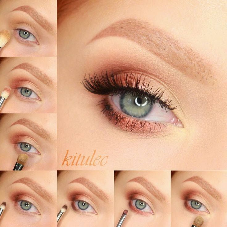 Makeup Ideas 2017 2018 Basic Eye Makeup Tutorial Step By Step For