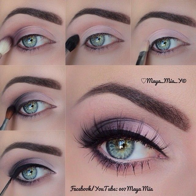 Beautiful Easy Eye Makeup Tutorial Pictures, Photos, and Images for Facebook, Tu...