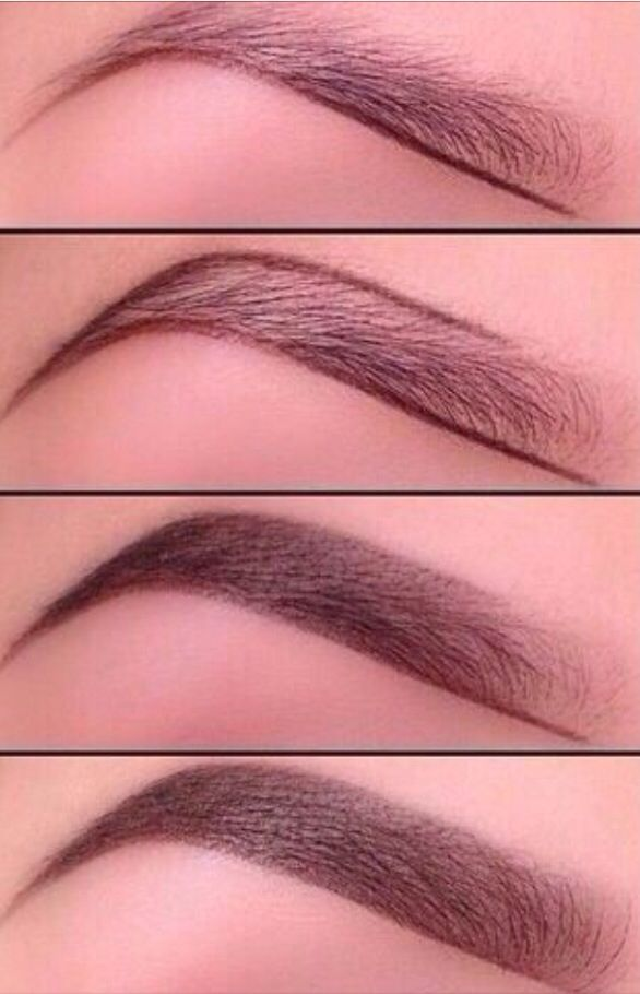 Best how to brow tutorial. This is the method I use. Products I use include a ge...