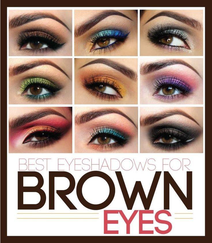 Brown eyes                                                                      ...