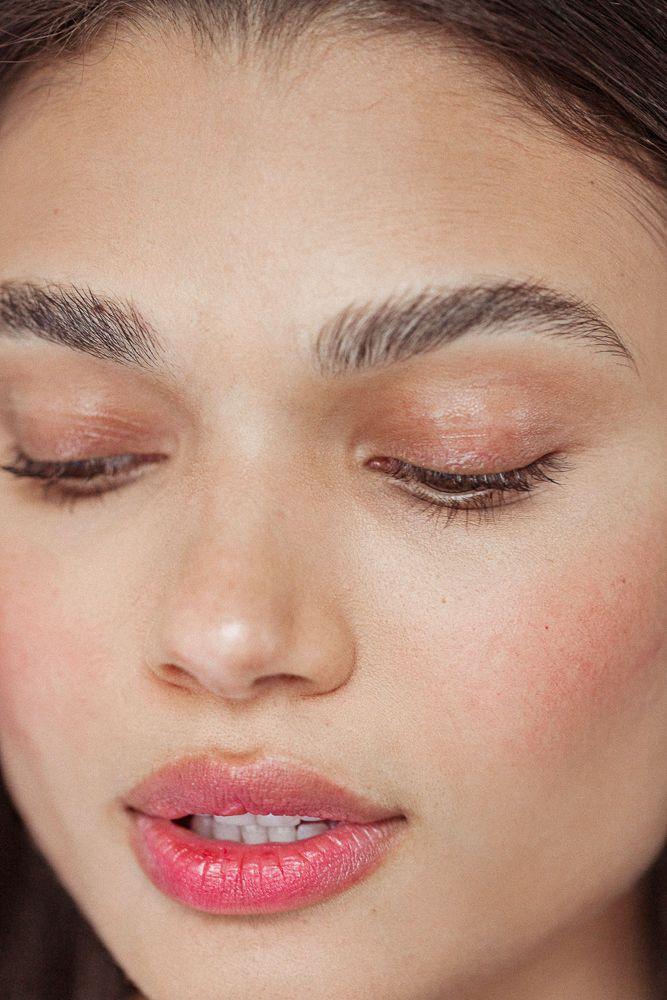Daniela Braga   Into The Gloss (Balmyard Beauty Baby Love Lip & Cheek Tint on li...