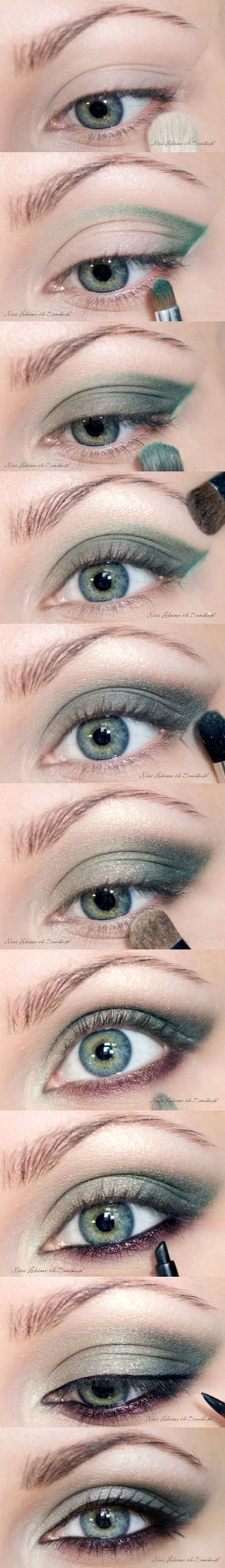 GirlsGuideTo | 10 Wonderful Winter Makeup Tutorials | GirlsGuideTo