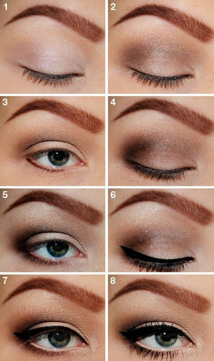 How To Apply Natural Eye Makeup for Beginner