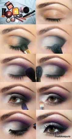 How To Do Eyeshadow For Brown Eyes, the perfect eyeshadow makeup tutorials for b...