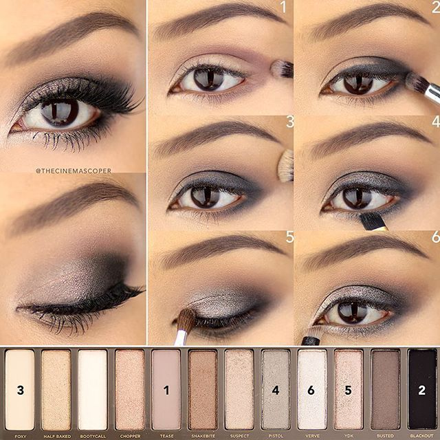 I know a lot of us have the Naked palettes and was asked to do more tutorials wi...