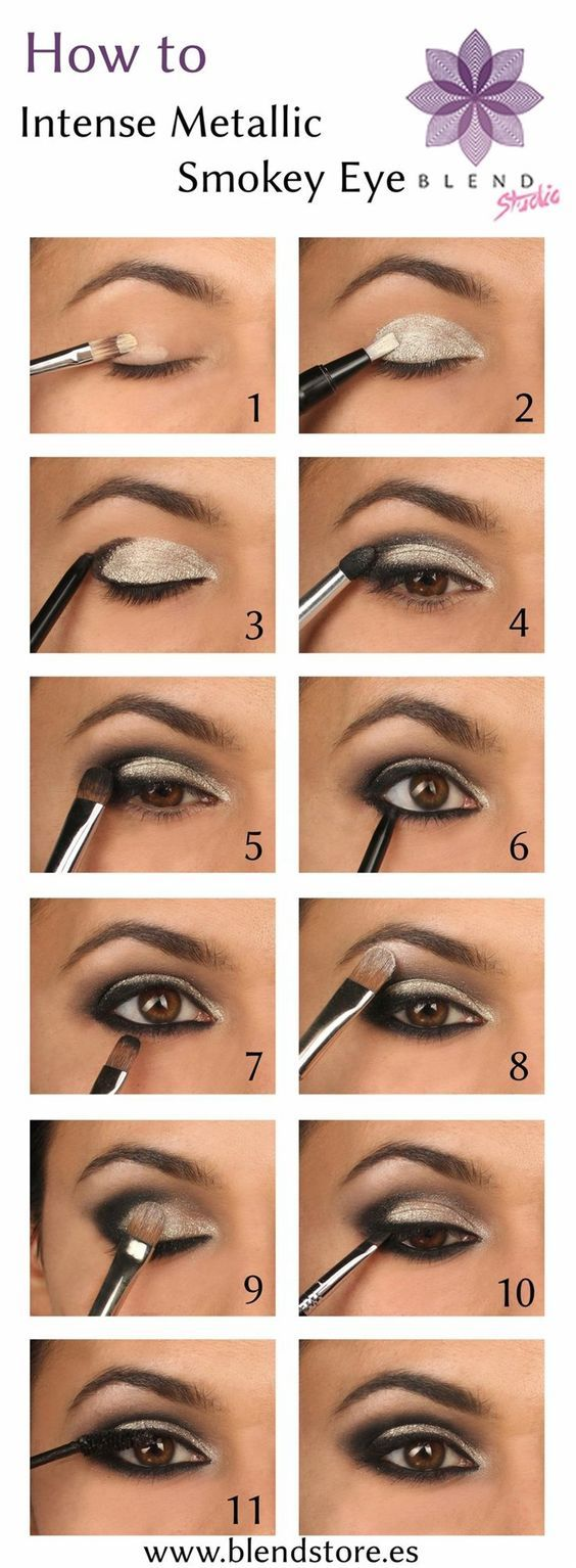 In this post, we provide you with 10 step by step makeup tutorials. They are rea...