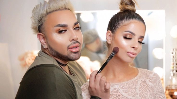 Instagram Makeup Tutorial with Mac_Daddyy Angel Merino
