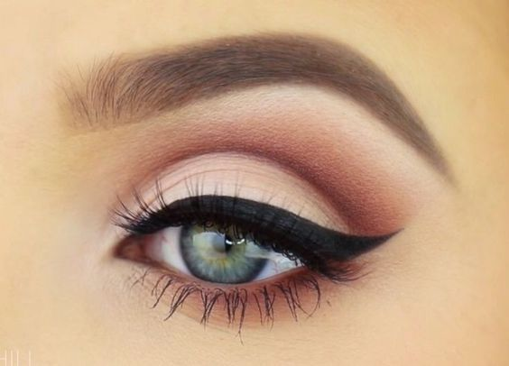 Jaclyn Hill- She just does the best eye makeup ever. I think this is from her Ol...