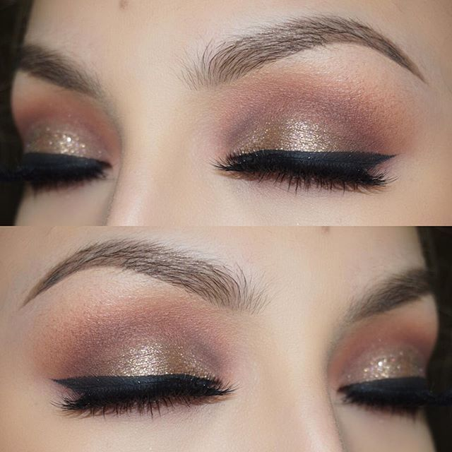 Last nights makeup very romantic huh? Here are my makeup details! BROWS…