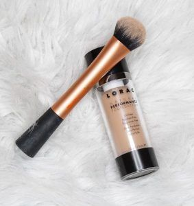 Lorac Natural Performance Foundation | Best Foundation For Oily Skin | Makeup Tu...