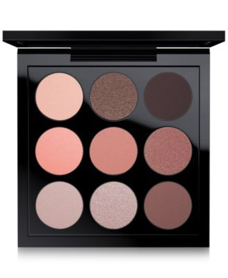 MAC Eye Shadow Palette, Dusky Rose x 9 | macys.com