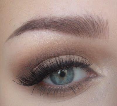 Naked 2 eye makeup - Foxy all over. Tease through crease. Snakebite through crea...