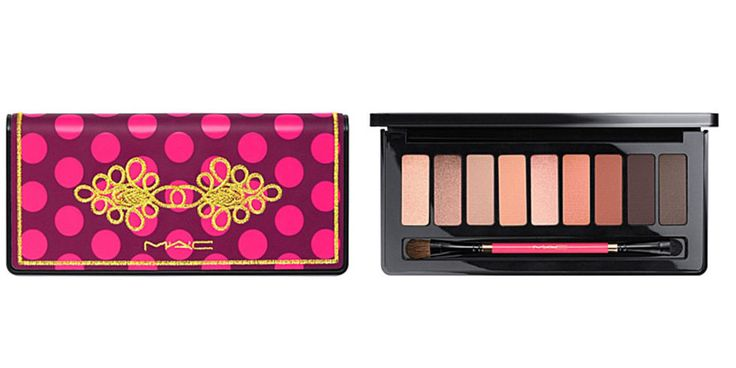 Nude eyeshadow palette? Check. MAC? Check. Limited edition? Check. Instant...