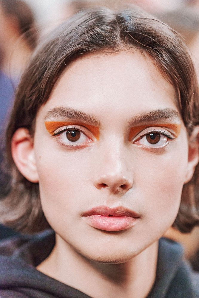 Painted lips, dimensional lids, dirty hair, and more—dissecting all of the bes...